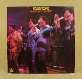 Four Tops ‎– Live & In Concert (Англия, ABC Records)