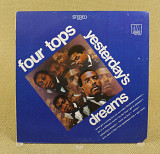 Four Tops ‎– Yesterday's Dreams (США, Motown)