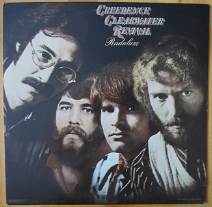 Creedence Clearwater Revival ‎– Pendulum