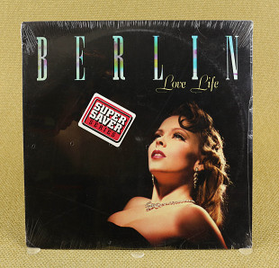 Berlin ‎– Love Life (США, Geffen Records)