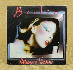 Berlin ‎– Pleasure Victim (США, Geffen Records)