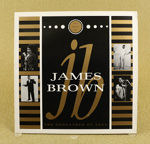 James Brown ‎– The Best Of James Brown (Англия, K-Tel)