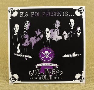 Big Boi ‎– Got Purp? Vol. II (США, Purple Ribbon)