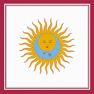 King Crimson ‎– Larks' Tongues In Aspic