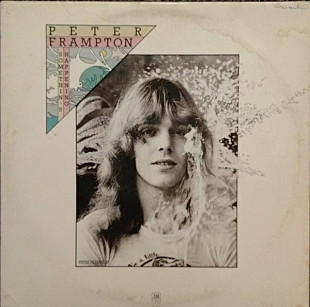 Peter Frampton ‎– Somethin's Happening