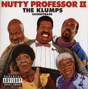 Various ‎– Nutty Professor II: The Klumps - Soundtrack 2000