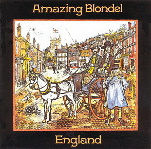 Amazing Blondel ‎– England