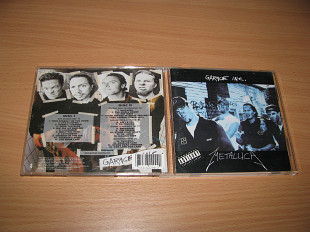 METALLICA - Garage Inc (1998 Elektra 2CD SET, 1st press, USA)