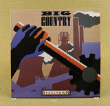 Big Country ‎– Steeltown (Англия, Mercury)