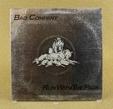 Bad Company ‎– Run With The Pack (Англия, Island Records)