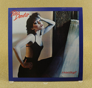 Pat Benatar ‎– In The Heat Of The Night (Англия, Chrysalis)