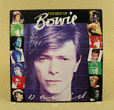 David Bowie ‎– The Best Of Bowie (Англия, K-Tel)