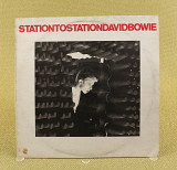 David Bowie ‎– Station To Station (Англия, RCA Victor)