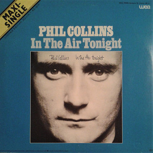 Phil Collins In The Air Tonight 45RPM