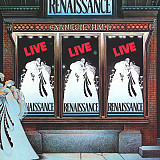 Renaissance (4) ‎– Live At Carnegie Hall