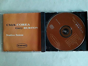 Chick Corea Gary Burton Native seanse