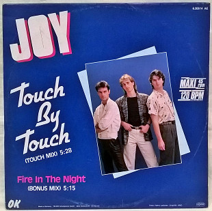 Joy (Touch By Touch) 1985. (LP). 12. Vinyl. Пластинка. Germany. Rare. Оригинал.