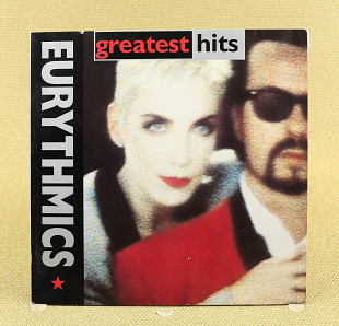 Eurythmics ‎– Greatest Hits (Европа, RCA)