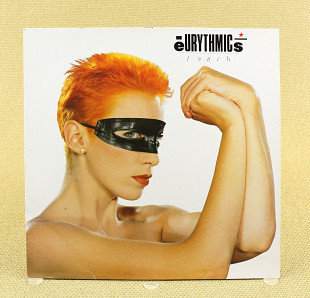 Eurythmics ‎– Touch (UK & Europe, RCA)