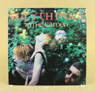 Eurythmics ‎– In The Garden (Англия, RCA)
