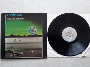 THE DREGS ( STEVE MORSE - DEEP PURPLE ) INDUSTRY STANDARD ( ARISTA AL 9588 ) 1982 USA
