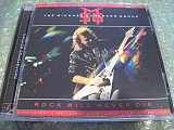 "CD Michael Schenker Group ""Rock Will Never Die"" В КОЛЛЕКЦИЮ !!!"