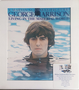 George Harrison- LIVING IN THE MATERIAL WORLD: LIMITED EDITION DELUXE PACKAGE