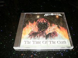 "Helloween ""The Time of the Oath""."
