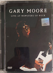 Gary Moore- LIVE AT MONSTERS OF ROCK