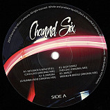 Various ‎– Channel Six 001 - DJ VINYL