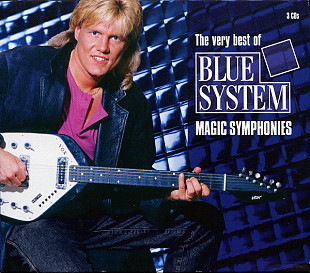 Blue System ‎– Magic Symphonies - The Very Best Of Blue System (Box Set 2009 года)