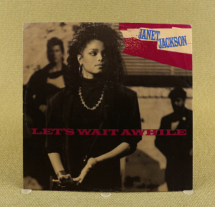 Janet Jackson – Let's Wait Awhile (Англия, Breakout)