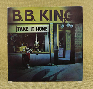 B.B. King – Take It Home (Англия, MCA Records)