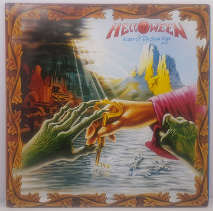 "Helloween – Keeper Of The Seven Keys - Part II LP 12""(Прайс33306)"