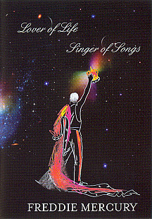 Freddie Mercury – Lover Of Life, Singer Of Songs 2 x DVD