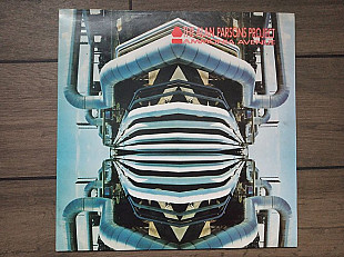 Alan Parsons Project Ammonia Avenua LP Arista Holland 1984