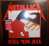METALLICA -Kill 'Em All (Запечатан)