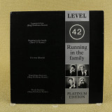 Level 42 ‎– Running In The Family (Англия, Polydor)
