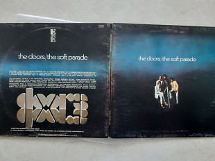 THE DOORS THE SOFT PARAGE ( ELEKTRA BUTERFLY K 42079 A1/B1 ) G/F 1969 ENGL