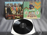 The Beatles Sgt. Pepper's Lonely Hearts Club Band‎ UK 1967 EX Великобритания пластинка Reissue