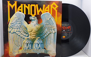 "Manowar – Battle Hymns LP 12"" (прайс 30230)"