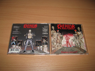 KREATOR - Terrible Certainty (1987 Combat 1st press, USA) MASTERED by NIMBUS