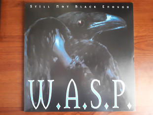 W.A.S.P. – Still Not Black Enough 1995 LP Винил