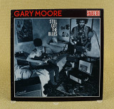 Gary Moore – Still Got The Blues (Англия, Virgin)