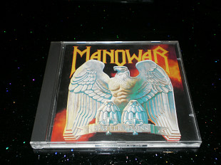 "Manowar ""Battle Hymns"" CD Made In Holland."