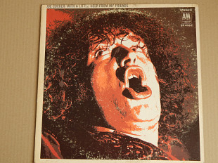 Joe Cocker – With a Little Help From My Friends (A&M Records – SP-4182, US) EX-/EX+