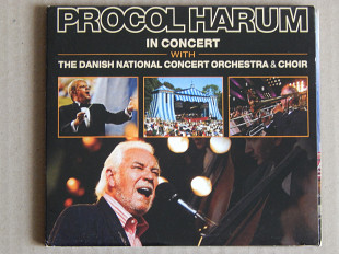 Procol Harum ‎– In Concert With The Danish National Concert Orchestra & Choir (Eagle Vision ‎– 5 034