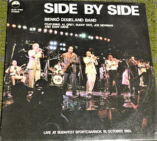 Benko Dixieland Band SIDE by SIDE