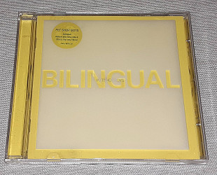 Фирменный Pet Shop Boys - Bilingual