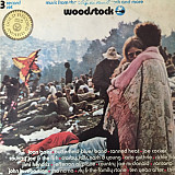 Various ‎– Woodstock - Music From The Original Soundtrack And More